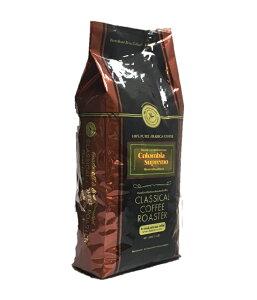 コーヒー豆 送料無料 コロンビア スプレモ ストレート コーヒー 500g ( 1.1lb) 【 豆 or 挽 】 クラシカルコーヒーロースター