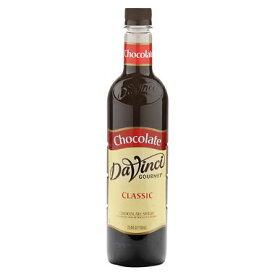 ダヴィンチ フレーバーシロップ チョコレート 750ml Davinci