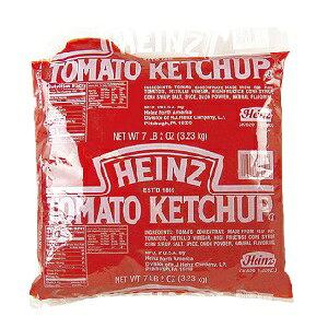 HEINZ ハインツ トマトケチャップ 業務用 パウチ パック 3232G [5000円以上購入で 送料無料 ]