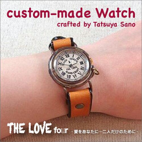 THE LOVE four セミオーダーメイド腕時計(ボーイズサイズ)