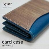 【VARCO/ヴァーコ】リアルウッドカードケース
