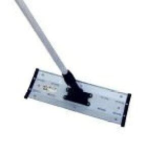 アプソン スウィングモップ SM40 1400mmアルミ柄(ハンドル+ホルダー) 【業務用 水拭きモップ ワックスモップ】