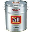リンレイ オール(18L)【業務用 フローリング用樹脂ワックス 木床 化学床 】