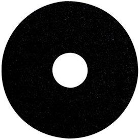住友3M フロアパッド 15インチ 黒 1枚 ブラックストリッピングパッド【業務用 ポリッシャー用パッド 14inch】