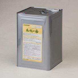 ミヤキ 木肌一番 16L【業務用 木材用浸透性保護剤・防汚剤】
