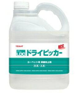 リンレイ RCC ドライピッカー 4L 【業務用 カーペット 洗剤】