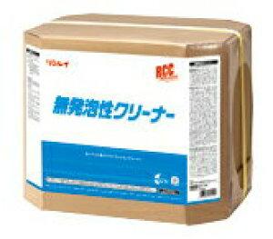 リンレイ RCC 無発泡性クリーナー (18L)【業務用 カーペット 洗剤 18リットル】
