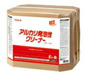 リンレイ RCC アルカリ発泡性クリーナー (18L)【業務用 カーペット 洗剤 18リットル】