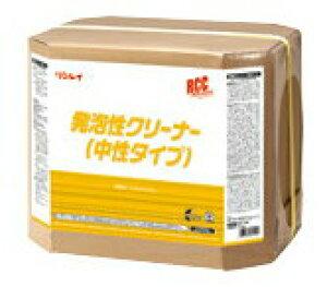 リンレイ RCC 発泡性クリーナー 中性タイプ (18L) 【業務用 カーペット 洗剤 18リットル】