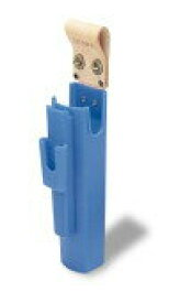 セイワ スカイサイドバケット AA-02(固定式) 青 【業務用 窓ガラス清掃用ホルダー SEIWA正規品】