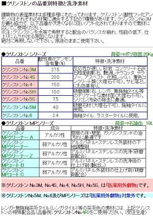 No5M(20kg)【業務用