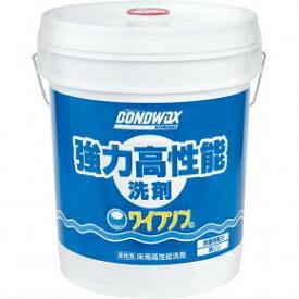 コニシ ワイプノン(18L) 【業務用 床用洗剤・多目的洗剤 ボンドワックス】