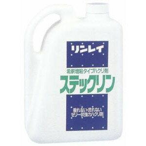 リンレイ ゼリー状強力ハクリ剤 ステックリン 4L