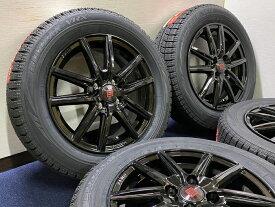 あす楽 新品 スタッドレス 185/60R15 ブリヂストン ブリザック VRX ホイール&タイヤセット 185 60 15 GK GP FIT フィット フィットハイブリッド フィットシャトル フィットシャトルハイブリット HV