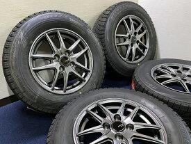 新品 スタッドレス 185/70R14 ブリヂストン ブリザック VRX ZACK JP−550  ホイール&タイヤセット 185 70 14 カローラ bB ノート NOTE e−POWER ティーダ デミオ