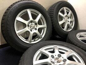 新品 スタッドレス 215/65R16ブリヂストン ブリザック VRX VOLGA7 ホイール&タイヤセット アルファード ヴェルファイア エルグランド エクストレイル プレサージュ 215 65 16