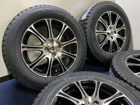 あす楽 新品 スタッドレス ホイール&タイヤセット195/65R16 ダンロップ ウィンターマックス WINTER MAXX WM02 Weds アクセル3 ライズ ロッキー RAIZE ROCKY 195 65 16