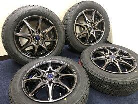 あす楽 新品 スタッドレス 165/65R14 ブリヂストン ブリザック VRX ホイール&タイヤセット SMACK スマック 165 65 14 M700 パッソ ブーン  タンク ルーミー ジャスティ トール