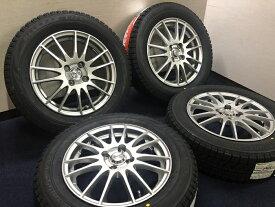 新品 175/65R15 ブリザック VRX スタッドレス ZACK JP−104  ホイール&タイヤセット 175 65 15  IQ アクア ヴィッツ カローラ フィールダーアクシオ ポルテ スペイド キューブ イグニス