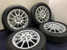 あす楽 新品 ラジアル 185/60R15 ブリヂストン NEXTRY ネクストリー ティラード ガンマ γ ホイール&タイヤセット 185 60 15 新型 170系 シエンタ