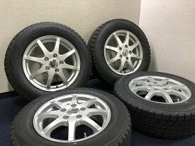 あす楽 新品 スタッドレス 195/65R15 ブリヂストン ブリザック VRX AQUA ホイール&タイヤセット 195 65 15 ノア ヴォクシー エスクァイア ステップワゴン