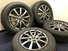 新品 スタッドレス 195/65R15 ブリヂストン ブリザック VRX ユーロスピード G10 ホイール&タイヤセット 195 65 15 ノア ヴォクシー エスクァイア ステップワゴン