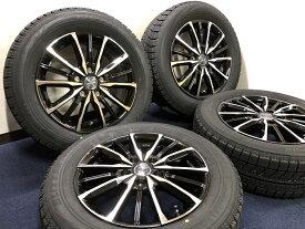 あす楽 新品 スタッドレス 205/60R16 ブリヂストン BLIZZAK ブリザック VRX SMACK ノア NOAH ヴォクシー VOXY エスクァイア ステップワゴン ホイール&タイヤセット 205 60 16