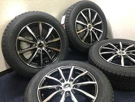あす楽 新品 スタッドレス 205/60R16 ブリヂストン BLIZZAK ブリザック VRX TEAD ノア NOAH ヴォクシー VOXY エスクァイア ステップワゴン ホイール&タイヤセット 205 60 16