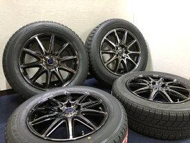 新品 スタッドレス 215/60R17 ブリヂストン ブリザック BLIZZAK VRX SMACK ホイール&タイヤセット 215 60 17 アルファード ヴェルファイア