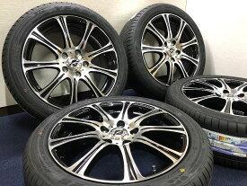 新品 ラジアル YEADA 205/50R17 Weds アクセルスリー ノア NOAH ヴォクシー VOXY エスクァイア ステップワゴン ホイール&タイヤセット 205 50 17