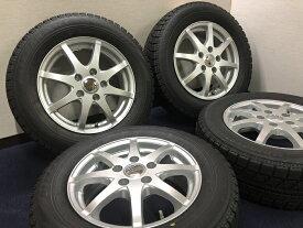 新品 スタッドレス 195/65R15 ブリヂストン ブリザック VRX AQUA ホイール&タイヤセット 195 65 15 C25 C26 C27 セレナ ランディ