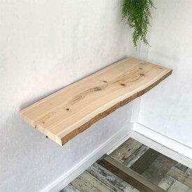 無垢 棚板 天板 板 桧 ヒノキ DIY ウッドボード シェルフボード 幅1m 日本の無垢板 一枚板