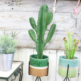 柱サボテン 観葉植物の造花 人工観葉植物 フェイクグリーン fake cuctus かわいい おしゃれ