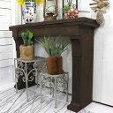 マントルピース 暖炉 ファイアプレイス インテリア飾り アンティーク風 レトロ フレンチスタイル 飾り棚 送料無料
