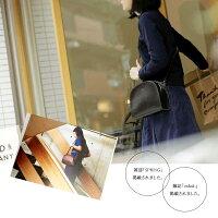 ショルダーバッグレディースハーフムーンバッグ牛革姫路レザーSHOULDERTIDEWAY(4色)【T1603】
