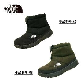 ノースフェース The North Face W Nuptse Bootie Wool V Short NFW51979 KK MB ヌプシ ブーティー ウール V ショート レディース