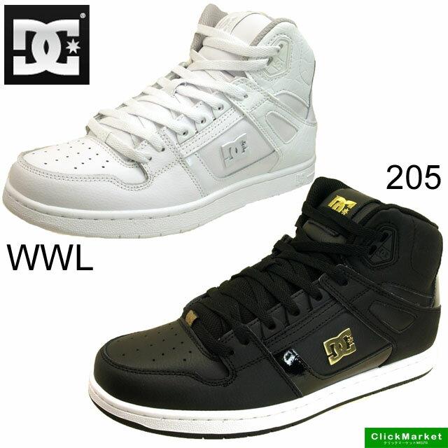 ディーシー DC Shoes REBOUND HIGH SE 171022 リバウンド ハイ 205 WWL スニーカー メンズ