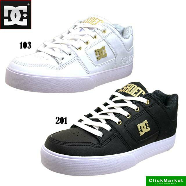 ディーシーシューズ DC Shoes PURE SE SN 176014 103 201 ピュア ストリートスニーカー メンズ
