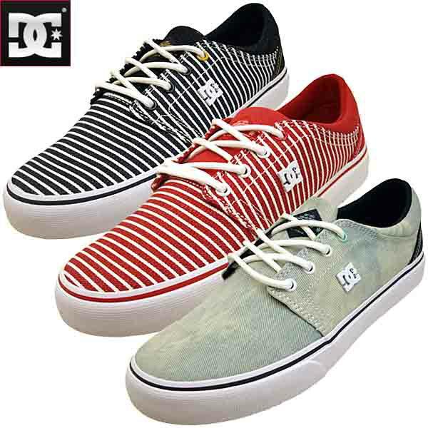 ディーシーシューズ DC Shoes TRASE TX SE 182009 BPN XRWR LBL トレイス テキスタイル メンズ