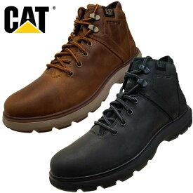 キャタピラー CAT FACTOR WP TX 722922 722924 ファクター ウォータープルーフ テキスタイル ワークブーツ メンズ