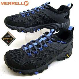 メレル MERRELL MOAB FST 2 GTX J77426 モアブ FST ゴアテックス 黒 防水トレッキング レディース