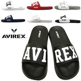 アビレックス AVIREX BANSHEE 4620 バンシー シャワー スライドサンダル メンズ