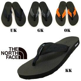 ノースフェース The North Face Fluffy Flip-Flop II NF51922 GK KK OK UK フラッフィーフリップフロップII トングサンダル メンズ