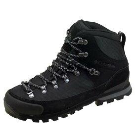 コロンビア Columbia KARASAWA MIST OMN-TECH YU0300-010 カラサワ ミスト オムニテック 防水 トレッキング 登山靴 黒 メンズ