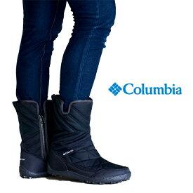 コロンビア Columbia Minx Slip III BL5959-010 ミンクススリップ3 黒 スノーブーツ レディース