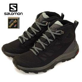 サロモン SALOMON OUTline Mid GTX W 404844 軽量 登山靴 ゴアテックス 防水 ハイキング レディース
