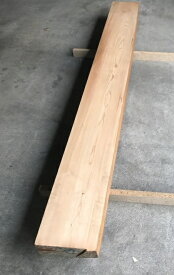 [アウトレット]吉野桧 2m 115×240 プレナー加工 2方無節1方上小節[化粧材]