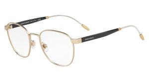 GIORGIO ARMANI メガネフレームの通販 メンズ レディース 新作 取扱店 AR5091-3002 マット パール ゴールド 伊達メガネ 度付き 老眼 遠近用 おしゃれ ブランド 誕生日 ギフト 海外通販 クリエンテ