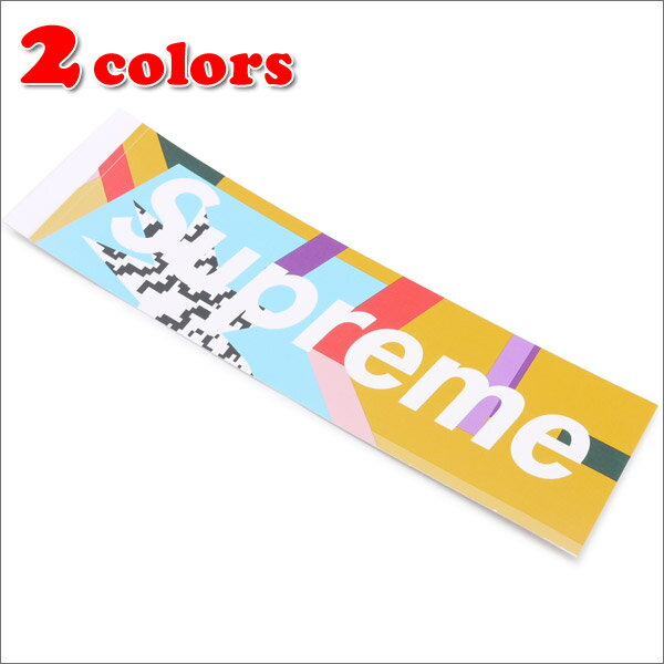 SUPREME(シュプリーム) Mendini Box Logo Sticker(ステッカー) 290-003836-013x【新品】 (グッズ)