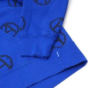 SUPREME(シュプリーム)xUNDERCOVER(アンダーカバー)AnarchyHoodedSweatshirt(スウェットパーカー)ROYAL209-000455-044+【新品】